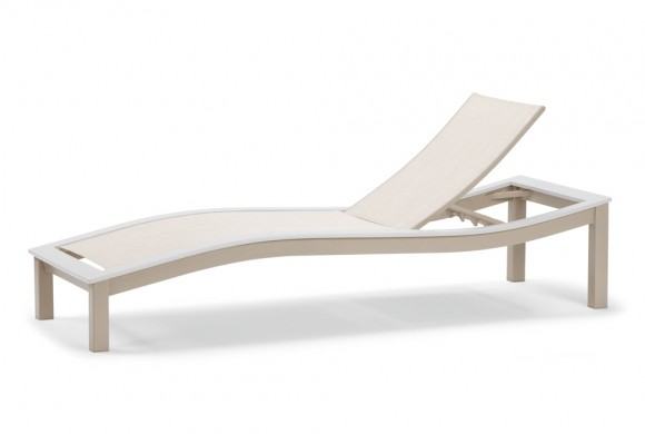 Commercial Pool Furniture Contour Lounge Chaise