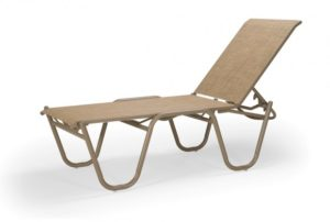 resort quality pool lounge chair