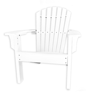 Carolina Casual Obx Curved Dining Chair Resort Chairs