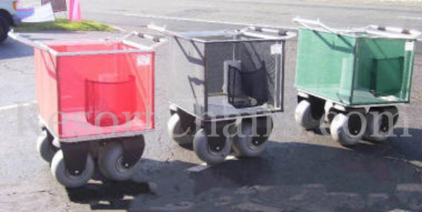 Commercial Beach Carts