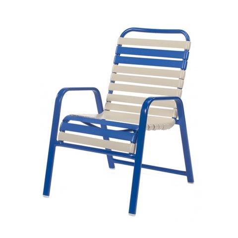 outdoor strap furniture windward regatta chair