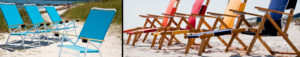 Telescope Casual Brand Beach and Pool Chairs