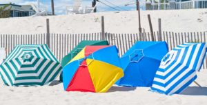 Commercial Beach Umbrellas