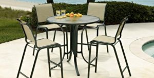 Telescope Casual Brand Obscure Acrylic Top Tables