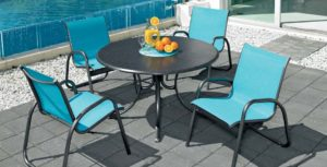 Telescope Casual Brand Werzalit Top Tables