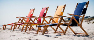 Frankford Oakwood Folding Beach Table