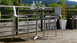 Grosfillex Brand Resin Deck Chairs