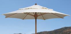 Fiberbuilt Brand Patio Umbrella