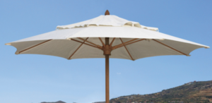 Fiberbuilt Brand Patio Umbrella