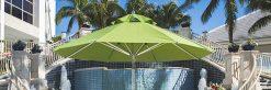 Frankford Brand Commercial Aluminum Market Umbrellas