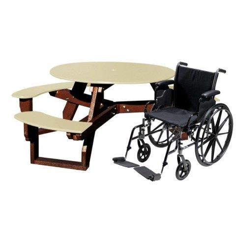 ADA Open seat round table