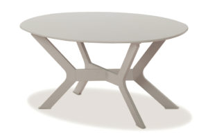 Wexler sling oval coffee table