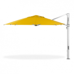 Grosfillex Eclipse Cantilever Outdoor Luxury Umbrella